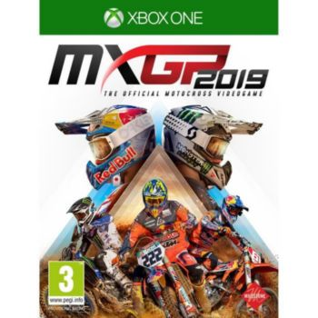 Namco MXGP 2019
