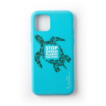 Wilma iPhone 11 Recyclée bleu clair