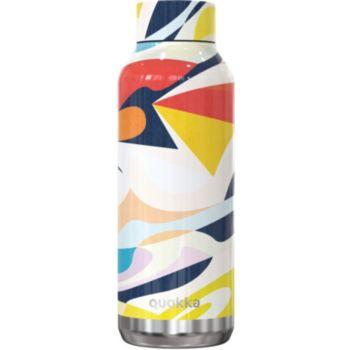Quokka Solid acier inox abstraite 510 ml