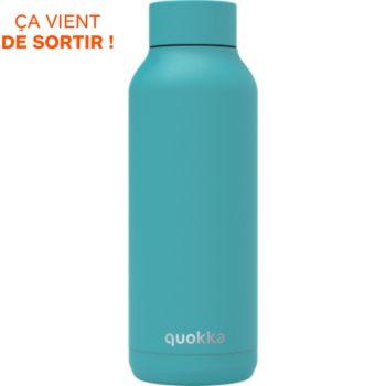 Quokka Solid acier inox poudre turquoise a