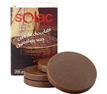 Cire Solac  Chocolat x10 capsules