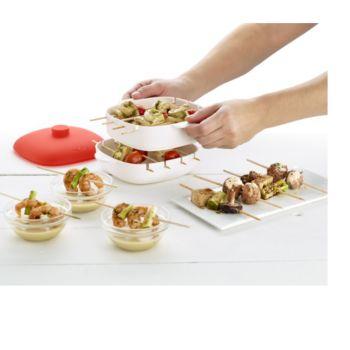 Lekue Mini brochettes Pincho
