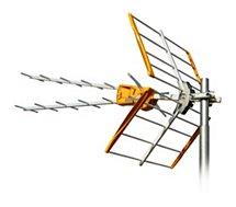 Antenne extérieure Televes  Zénit réception difficile filtrée 4G-5G