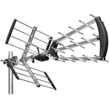 Astrell Antenne trinappe à fiche F 20 dB