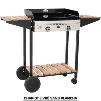 forge adour chi b 600 chariot plancha boulanger. Black Bedroom Furniture Sets. Home Design Ideas