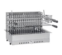 Grille barbecue Forge Adour  encastrable inox 911.66