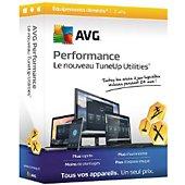 Logiciel de gestion Tune Up AVG Performance 2016 - 2 ans - illimité