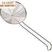 Ecumoire Tescoma araignee diametre 14cm Grand Chef