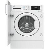 Lave linge séchant hublot encastrable Beko  WDI 85143