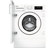 Lave linge hublot encastrable Beko WITV8714B0W