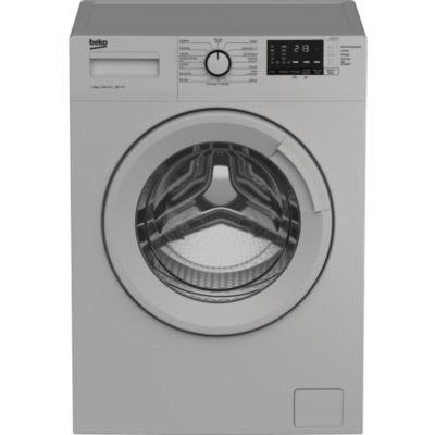 Location Lave-linge compact BEKO WTE6611SY Silver