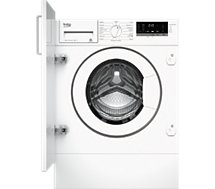 Lave linge hublot encastrable Beko WITC7612B0W
