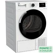 Sèche linge pompe à chaleur Beko DH10444PX1W