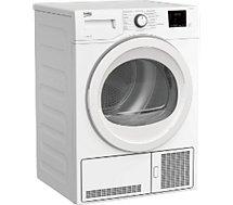 Sèche linge à condensation Beko  DU10134GX0WS