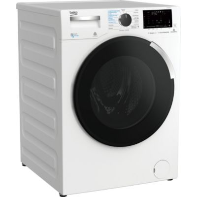 Location Lave linge séchant hublot Beko WTLD81468P