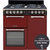 Piano de cuisson gaz Leisure CK90F324R