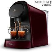 Machine à expresso Philips LM8012/80 L OR BARISTA ROUGE