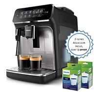 Expresso Broyeur Philips  EP3226/40 3200 SERIES SILVER