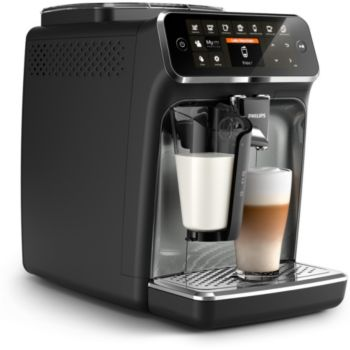 Philips EP4349/70  4300 Series LatteGo Noir