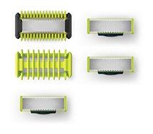 Grille de rasoir Philips  Lot 4 lames One Blade QP310/50