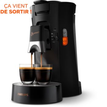 Philips Select CSA240/61 Noir Carbone