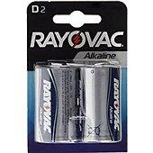 Pile Rayovac Varta LR20 Pile alcaline par 2 D2 rayova