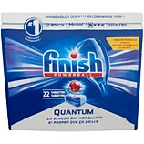 Tablette Finish  Sachet de 22 tabs PowerBall Quatum