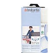 Housse table à repasser Brabantia Bubbles 135x45cm perfect flow
