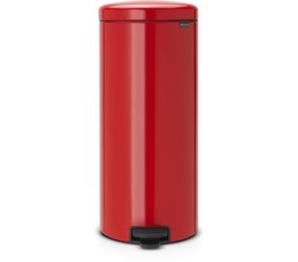Brabantia à pédale NewIcon 30L Passion Red