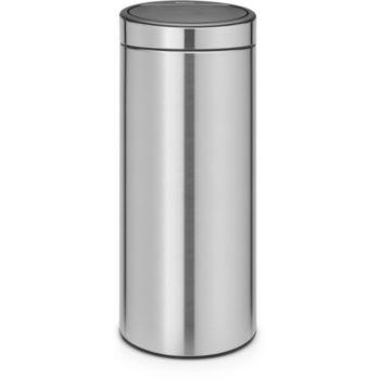Brabantia Touch Bin new 30L matt steel