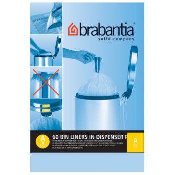 Brabantia 3L - 60 sacs - A