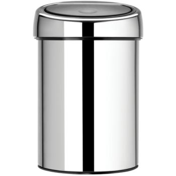 Brabantia Touch Bin 3L Brillant steel