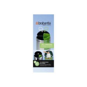 Brabantia 10L biodégradable-10 sacs- K
