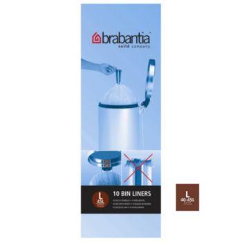 Brabantia 45L - 10 sacs - L