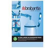 Dérouleur Brabantia 30L - 40 sacs - G