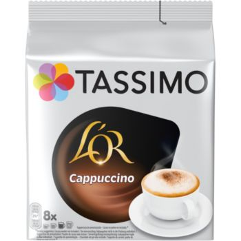 Tassimo Café L'OR Cappuccino X8