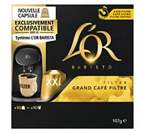 Dosettes exclusives L'or L'OR BARISTA GRAND CAFE FILTRE