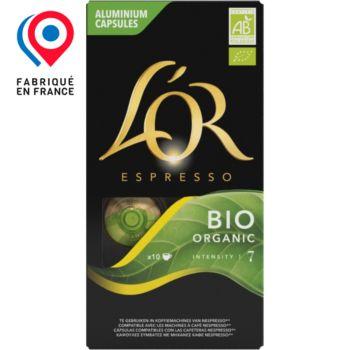 L'or Espresso BIO 7 X10