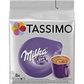 Dosette Tassimo Milka X8