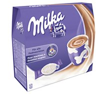 Dosette Senseo Senseo  Chocolat Milka X7