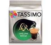 Tassimo Café L'OR Long  Délicat X16