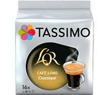Dosette Tassimo  Café L'OR Long Classique X16