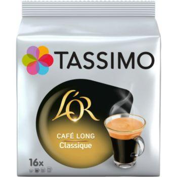 Tassimo Café L'OR Long Classique X16
