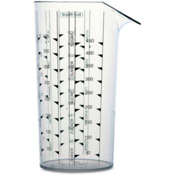 Rosti verre mesureur 0.5L transparent