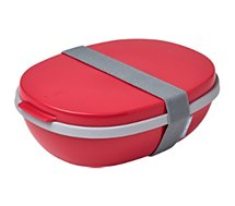 Lunch box Mepal  Elipse duo nordic red