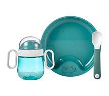 Coffret repas Mepal  bebe mio 3 pcs  deep turquoise
