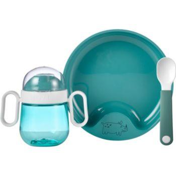 Mepal bebe mio 3 pcs  deep turquoise