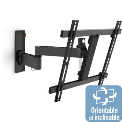 Support mural ecran plat votre recherche support mural - Support tv mural motorise orientable inclinable ...
