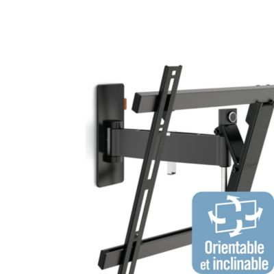Support mural ecran plat orientable votre recherche - Support tv mural motorise orientable inclinable ...