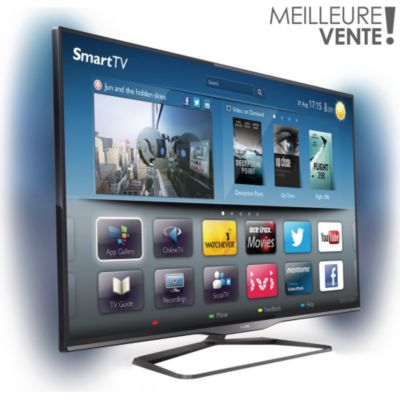 TV LED Philips 47PFL5028H PG 3D Smart TV 300 Hz¨PMR